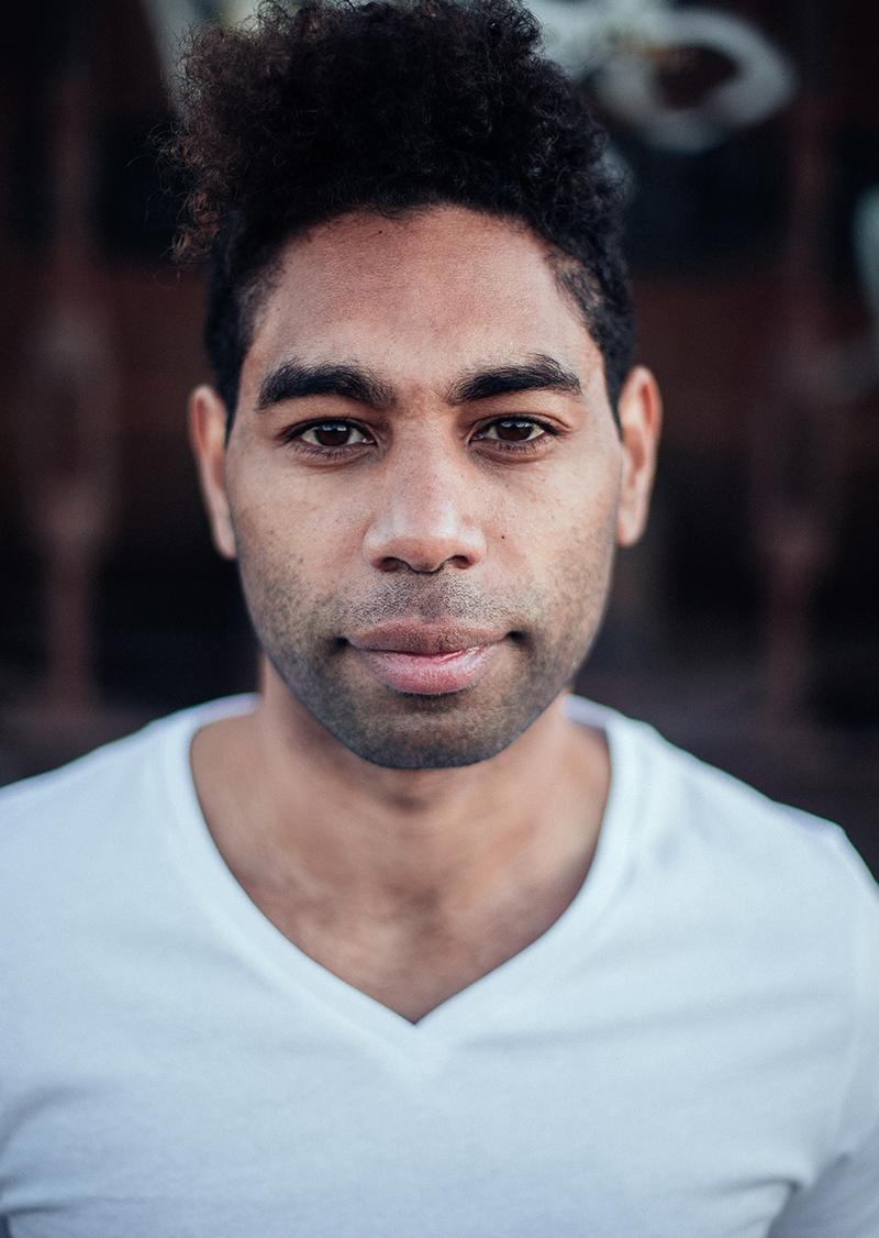 Marcus Corowa Headshot